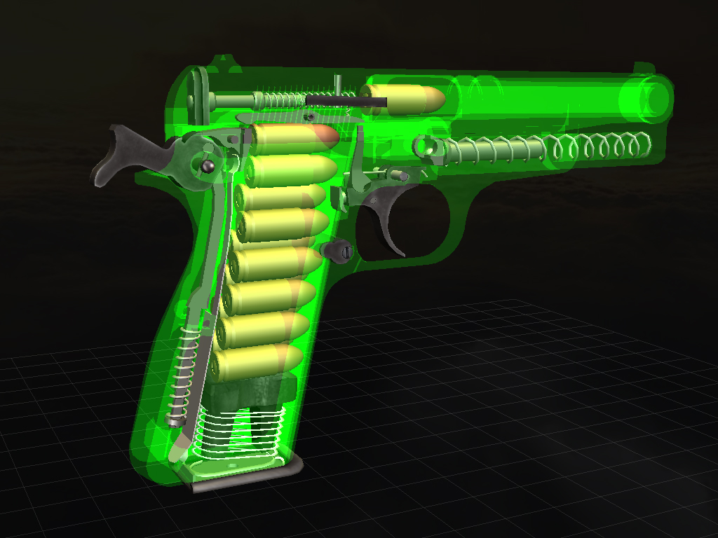 Browning Hi-Power is available. | Noble Empire Developers blog